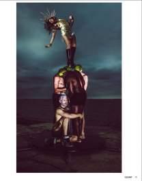 House of Enid; Published in Elegant Magazine